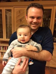 Derek & Finn