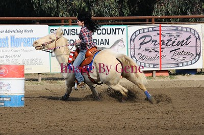 Day-2 New Years Barrel Race 12/31/17  Youtys