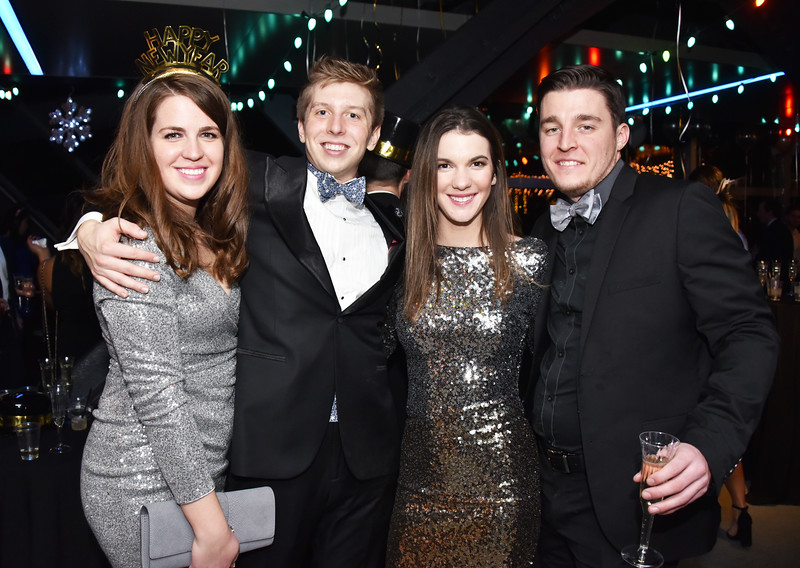 Rachel Paige, Brian Einfeldt, Faith Clark, and Matt Clark,