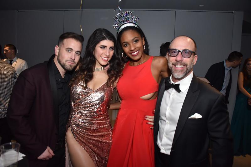 Joel Ryan, Michelle Biagi, Crystal Allen and Joe Caruso