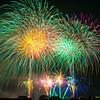 Celebration Fireworks Colorful