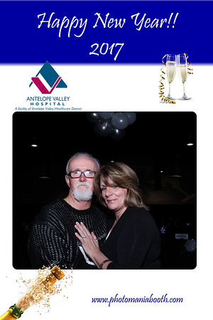 New Years Eve Party AVH