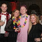 Alex Pleasant, Lindsey Ferrell, Patrick Dougherty and Brandi Milburn.