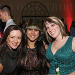 Tricia Smith, Hema Patel and Victoria Franz.