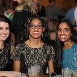 Kristy Garvey, Delisa West and Karti Reddy.