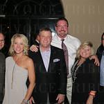 Ken Akermann, Jennifer Merrick, Larry Sinclair, Marc McCoy, Jennifer Condron and Michael Becht.