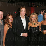 Jonathan and Buffy Beery, Mark Young, Kim Skaggs and Nichole Mertes.