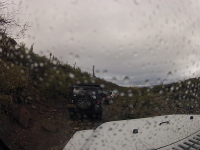 New Years Jeep Trip
