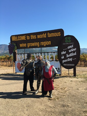 Knights Ep. 1 - Visit Napa Valley