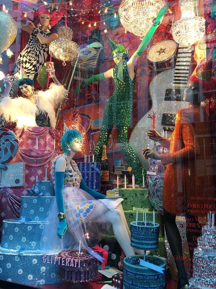 5th Avenue shop window