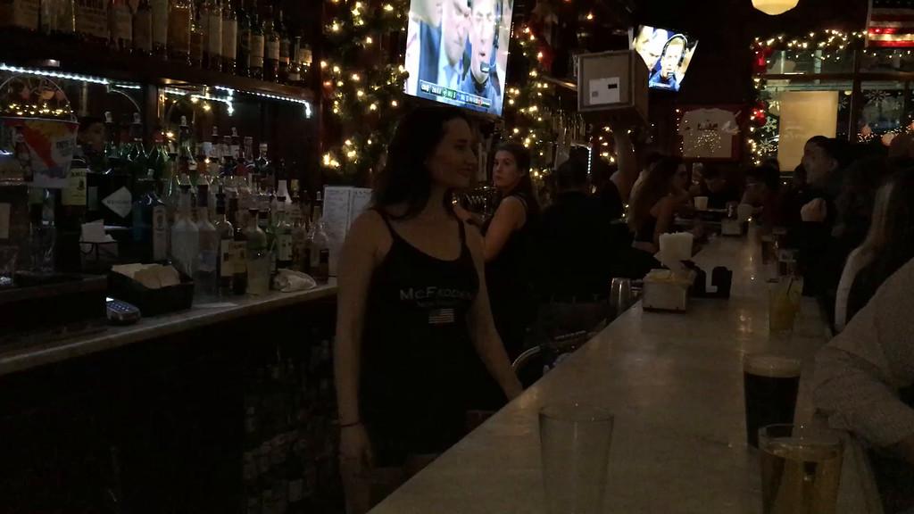Bar near hotel - McFaddens bar E42nd street