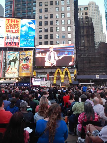 Times Square - Tony Awards