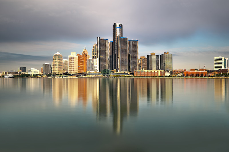 Detroit Reflections