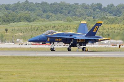 U.S. Navy Blue Angels #6 (Sandy Tambone)