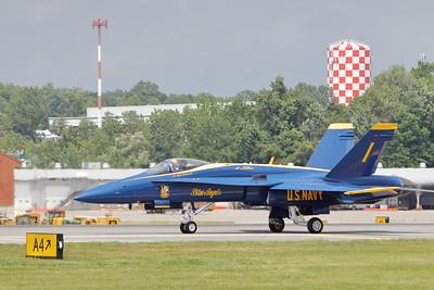U.S. Navy Blue Angels #1(Sandy Tambone)