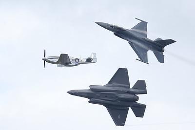 Heritage Flight (Sandy Tambone)