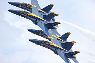 U.S. Navy Blue Angels (Sandy Tambone)