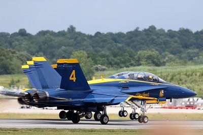 "U.S. Navy Blue Angels ""Wheels Up""(Sandy Tambone)"