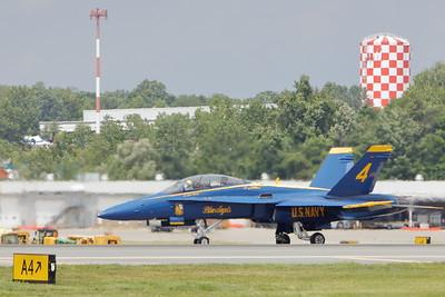 U.S. Navy Blue Angels #4 (Sandy Tambone)