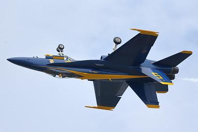 U.S. Navy Blue Angels #5 Inverted (Sandy Tambone)