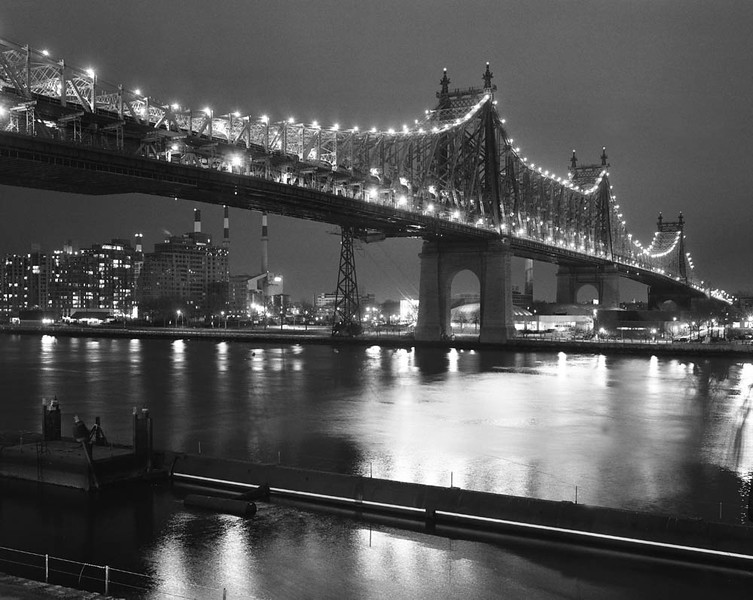59th st. Queensborough bridge