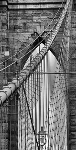 Brooklyn Bridge Stantions