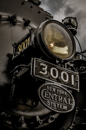 New York Central 3001