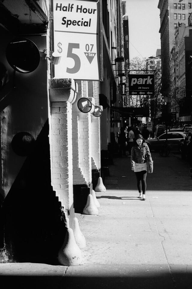 NYC, Upper East Side, March 2010, Tri-X 600, iiif