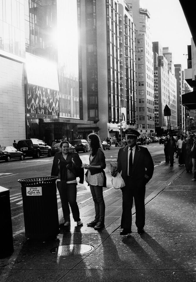 NYC, Upper East Side, November 2009, Tri-X 800, iiif