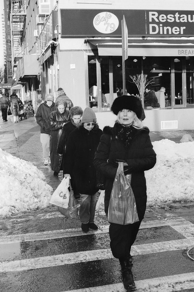NYC, Upper East Side, December 2009, Tri-X 800, iiif