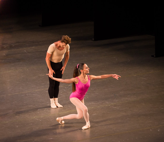 Ana Sophia Scheller and Daniel Ulbricht, Symphony in Three Movements, September 21, 2016
