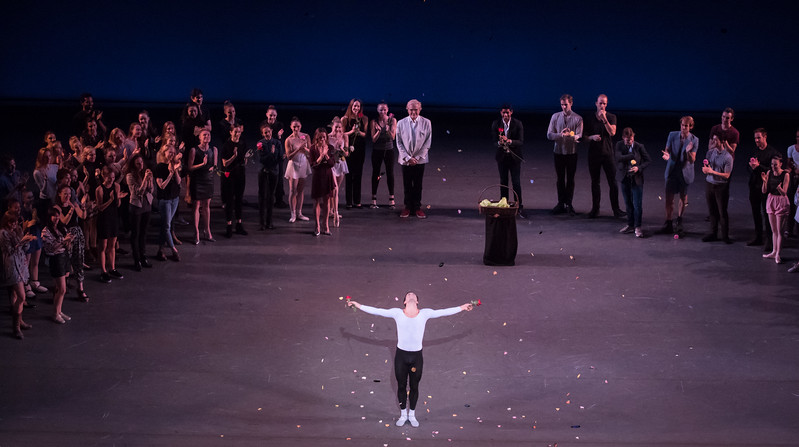 Robert Fairchild, Final NYCB Performance, October 15, 2017