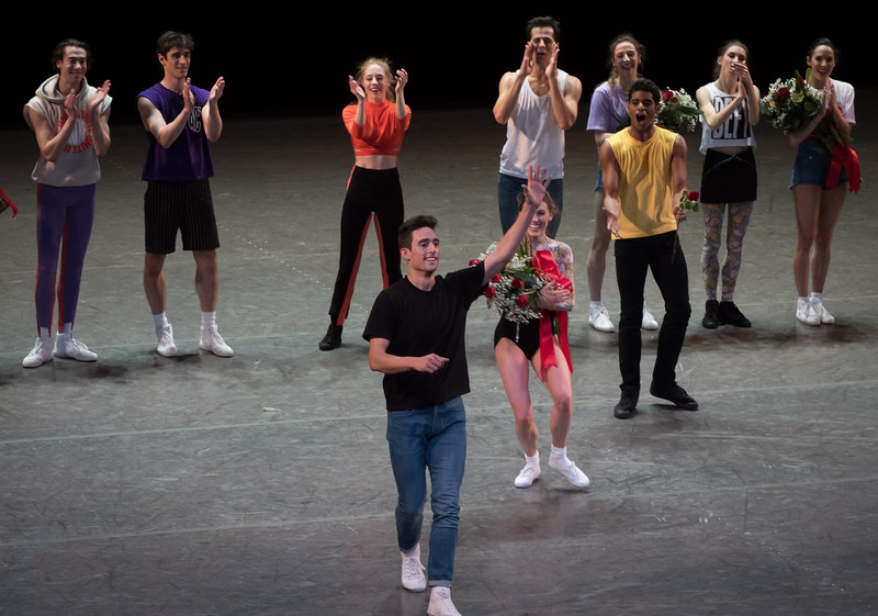 Justin Peck, The Times Are Racing, January 26, 2017