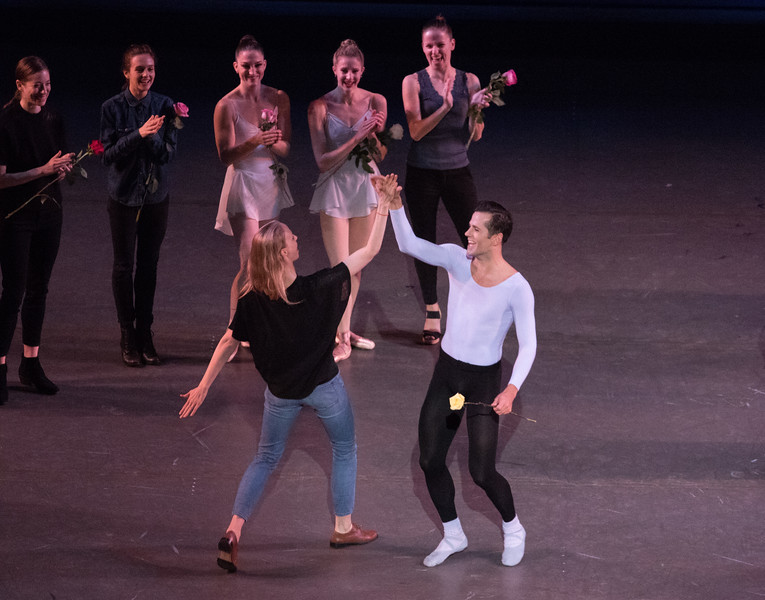 Robert Fairchild, Fairchild's Final NYCB Performance, October 15, 2017