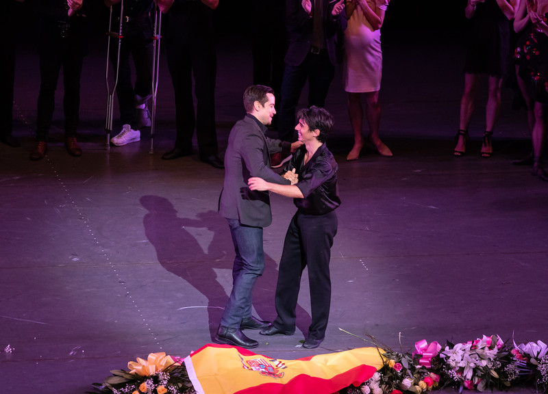 Sascha Radetsky, Joaquin De Luz Final NYCB Performance, October 14, 2018