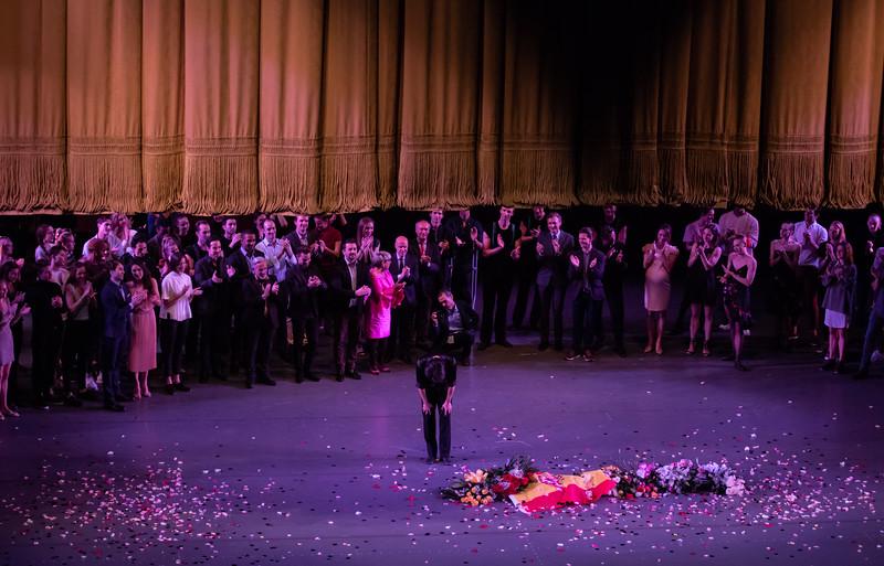 Joaquin De Luz Final NYCB Performance, October 14, 2018