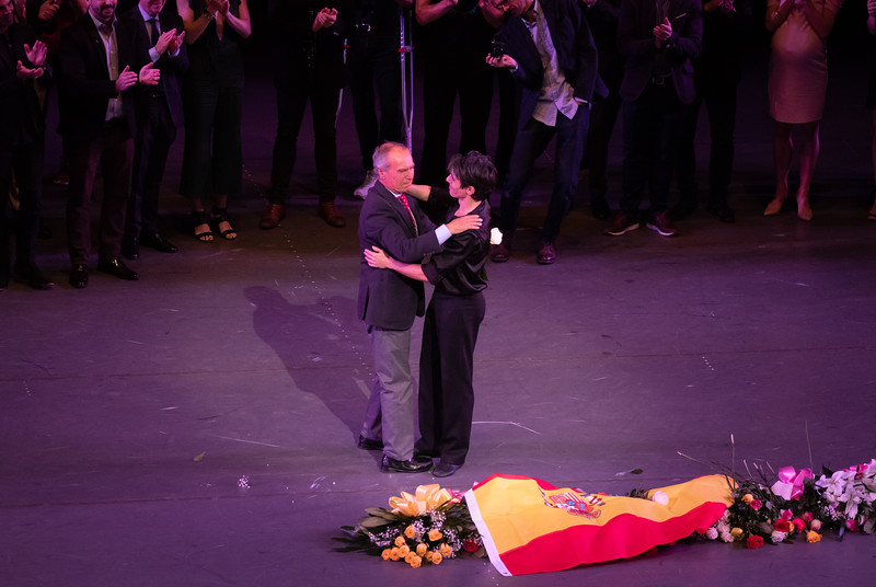 Joaquin De Luz Final NYCB Performance, October 14, 2018