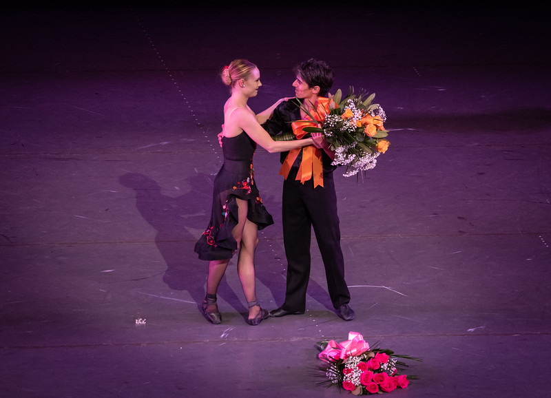 Sara Mearns, Joaquin De Luz Final NYCB Performance, October 14, 2018