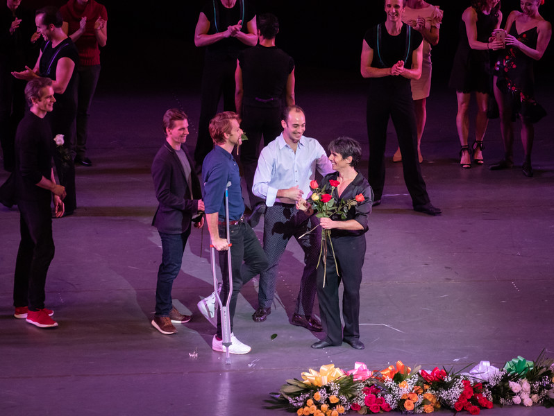 Tyler Angle, Adrian Danchig-Waring, Danial Ulbricht, Russell Janzen, Joaquin De Luz Final NYCB Performance, October 14, 2018