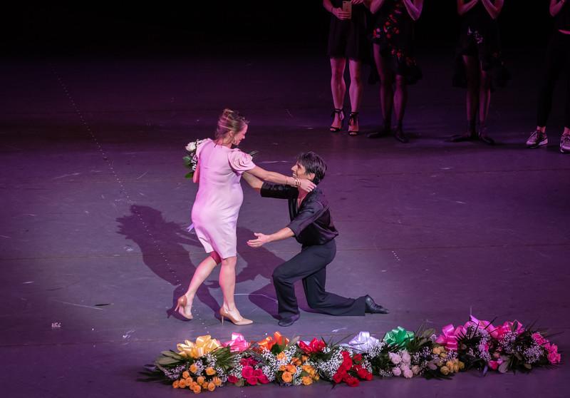 Megan Fairchild, Joaquin De Luz Final NYCB Performance, October 14, 2018