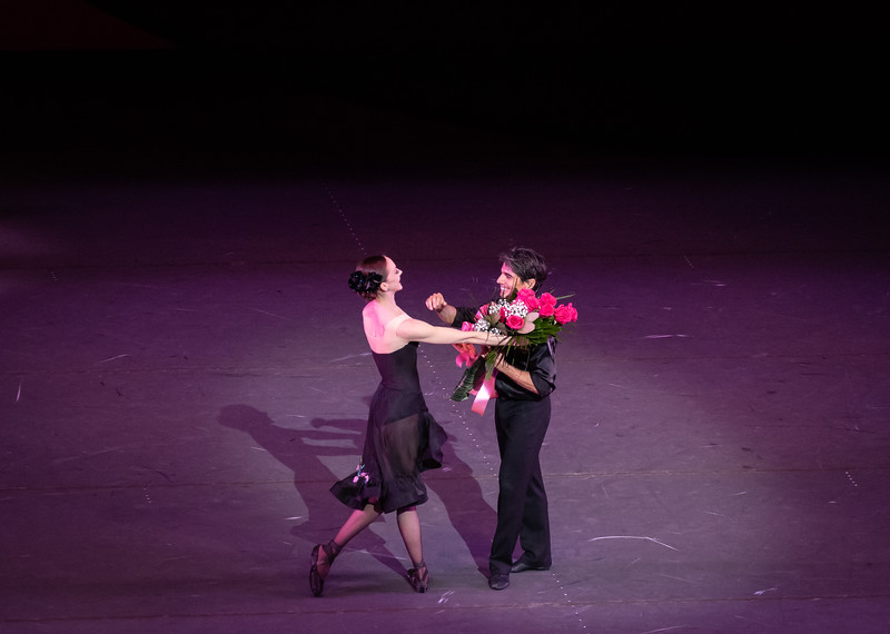 Maria Kowroski, Joaquin De Luz Final NYCB Performance, October 14, 2018