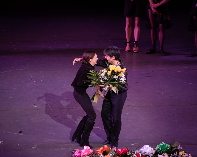 Lauren Lovette, Joaquin De Luz Final NYCB Performance, October 14, 2018