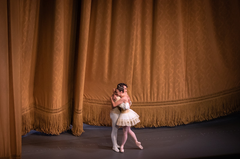 Tiler Peck, Joaquin De Luz Final NYCB Performance, October 14, 2018