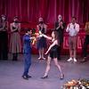 Maria Kowroski Final NYCB Performance, Slaughter on 10th Avenue, with Amar Ramasar, October  17, 2021