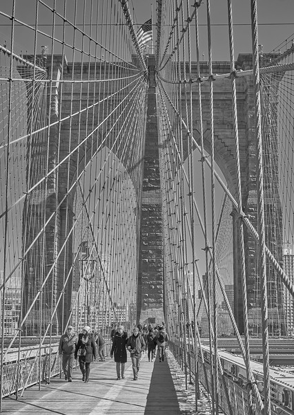 The Majestic Brooklyn Bridge