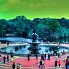 Bethesda Fountain, Central Park, New York City 2