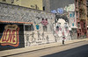 Group of Murals, Mulberry Street, NY, NY