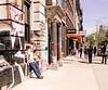 People in the Sun, Bowery Street, NY, NY