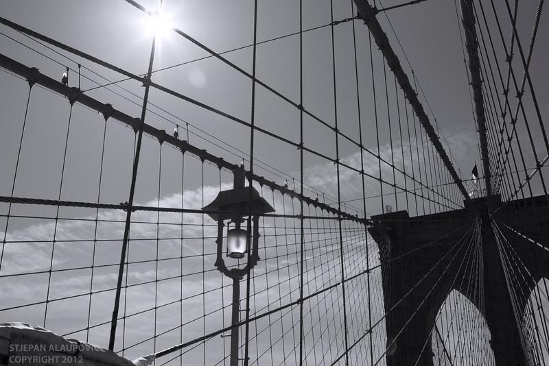 Brooklyn Bridge, New York City (May 2012)