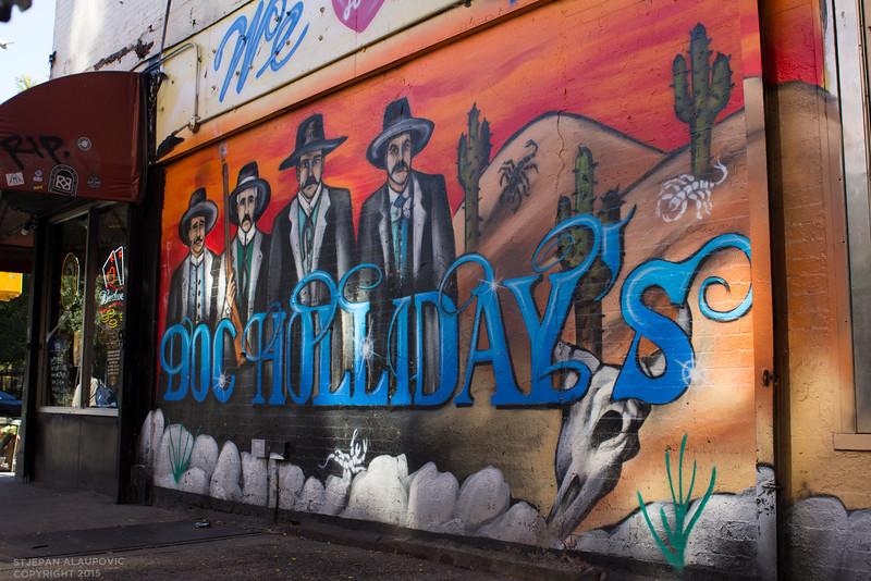 Street Art in the Lower East Side